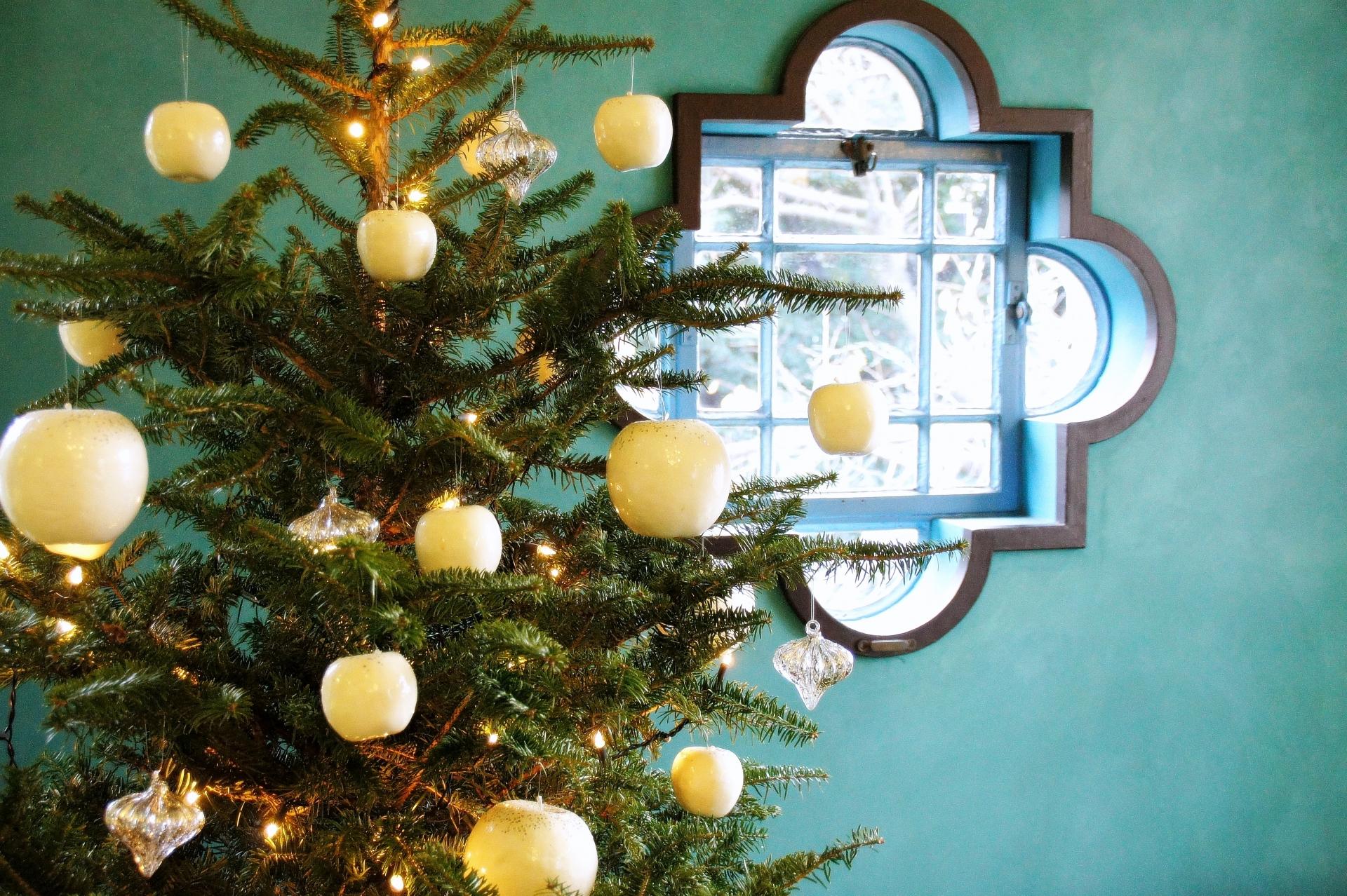 クリスマスツリーの起源や由来は?飾りにも意味があるってホント?